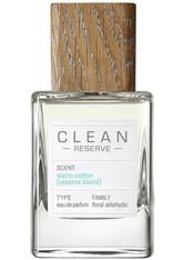 CLEAN Reserve Classic Collection Blend Warm Cotton Eau de Parfum 50 ml