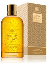 Molton Brown Body Essentials Mesmerising Oudh Accord & Gold Precious Bathing Oil Badeöl 200.0 ml