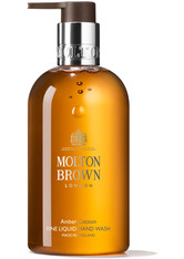 MOLTON BROWN - MOLTON BROWN Amber Cocoon Fine Liquid Hand Wash 300 ml - HÄNDE