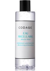 Codage Cleanser & Masks Micellar Water Reinigungscreme 200.0 ml