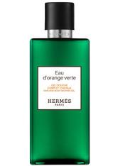 Eau D'orange Verte Hair And Body Shower Gel