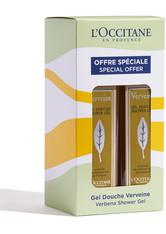 L'Occitane Duo Verbene Duschgel 2 x 250 ml Körperpflegeset