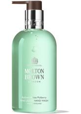Molton Brown Hand Care Refined White Mulberry Fine Liquid Hand Wash Flüssigseife 300.0 ml