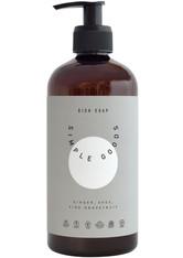 Simple Goods Seife Hand Soap - Ginger, Sage, Pink Grapefruit Seife 500.0 ml
