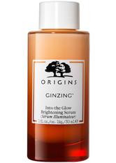 Origins GinZing Glow Resurfacing Serum with C-Bright Enzyme Complex Refill Gesichtsserum 30 ml