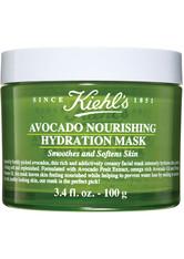 Kiehl's Gesichtsmasken Avocado Nourishing Hydration Mask Maske 100.0 ml
