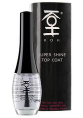 KOH - KOH Make-up Nägel Super Shine Top Coat 10 ml - Base & Top Coat