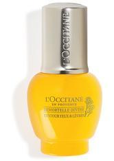 L'OCCITANE Immortelle Divine Augen- und Lippenkonturenpflege, 15 ml