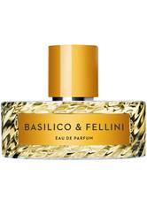 Vilhelm Parfumerie Unisexdüfte Basilico & Fellini Eau de Parfum Spray 100 ml