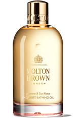 Molton Brown Bath Salts & Oils Jasmine & Sun Rose Exquisite Bathing Oil 200 ml