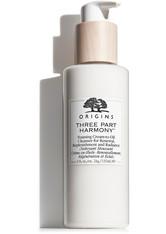Origins Gesichtspflege Reinigung & Peeling Three Part Harmony Foaming Cream-To-Oil Cleanser For Renewal, Replenishment And Radiance 150 ml