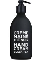 Compagnie de Provence Hand Cream 300ml (Various Options) - Black Tea