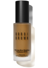 Bobbi Brown Foundation & Concealer Skin Long-Wear Weightless Foundation SPF 15 30 ml Golden
