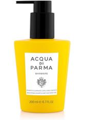 Acqua di Parma Barbiere Brightening Shampoo Grey + White Hair Haarshampoo 200.0 ml