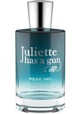 Juliette has a Gun Pear Inc. Eau de Parfum Nat. Spray 100 ml
