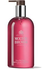 Molton Brown Limited Edition Fiery Pink Pepper Bath & Shower Gel Duschgel 500.0 ml