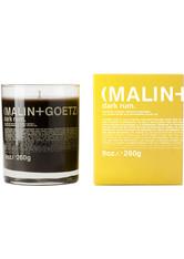 Malin + Goetz - Dark Rum Candle - Duftkerze
