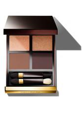 TOM FORD BEAUTY - Eye Color Quad – Noir Fume – Lidschattenpalette - Schwarz - one size