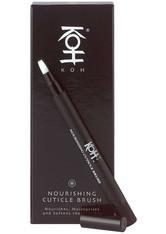 KOH Nourishing Cuticle Brush Nagelcreme 2 g No_Color