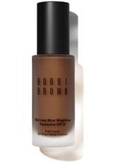 Bobbi Brown Foundation & Concealer Skin Long-Wear Weightless Foundation SPF 15 30 ml NEUTRAL ALMOND