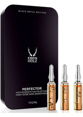 Ebenholz skincare Herrenpflege Gesichtspflege Perfector 7 x 2 ml