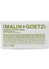 Malin+Goetz Produkte peppermint bar soap Handreinigung 140.0 g