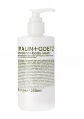 Malin+Goetz Produkte Lime Hand and Body Wash Körpergel 250.0 ml