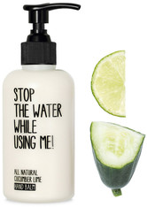 STOP THE WATER WHILE USING ME! Pflege Cucumber Lime Hand Balm Balsam 200.0 ml