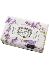 Panier des Sens Shea Butter Soap Blue Lavender