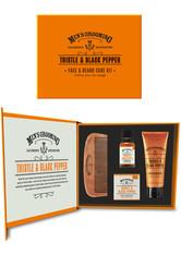 Scottish Fine Soaps Produkte Thistle & Black Pepper Face & Beard Care Kit Rasiergel 1.0 pieces
