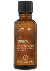 AVEDA - Aveda Treatment Aveda Treatment Dry Remedy Daily Moisturizing Oil Haaröl 30.0 ml - Haaröl