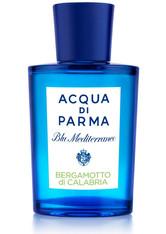 Acqua di Parma Unisexdüfte Bergamotto di Calabria Blu Mediterraneo Eau de Toilette Spray 75 ml