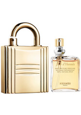 HERMÈS - Jour D'Hermès Gold Lock Spray Refillable - Incl. Pure Perfume Refill Spray - PARFUM