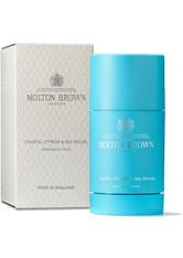 Molton Brown Body Essentials Coastal Cypress & Sea Fennel Deodorant 75.0 g