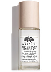 Origins Anti-Aging Pflege Three Part Harmony™ Oil-infused serum for renewal, repair and radiance 30 ml