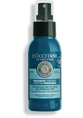 L'Occitane Aromachologie Pure Frische Trockenshampoo-Spray Trockenshampoo 80.0 ml