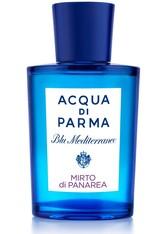 Acqua di Parma Unisexdüfte Mirto di Panarea Blu Mediterraneo Eau de Toilette Spray 75 ml
