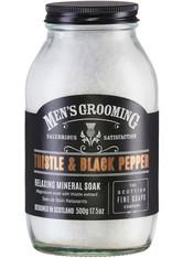 Scottish Fine Soaps Produkte Men's Grooming Bath & Muscle Soak Badezusatz 600.0 g