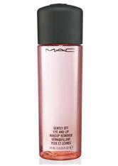 MAC - Mac Reinigungsprodukte Gently Off Eye &amp Lip Makeup Remover 100 ml - MAKEUP ENTFERNER