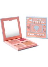 Benefit Sets Fouroscope Air Goddess Bronzer, Blush & Highlighter Palette Make-up Set 20.0 g
