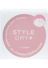 STYLEDRY - Styledry Dry Shampoo Fragrance free Trockenshampoo 11.0 st - SHAMPOO