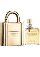 Jour D'Hermès Gold Lock Spray Refillable - Incl. Pure Perfume Refill Spray
