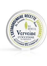 L'Occitane Verbene Deo-Creme Deodorant 50.0 g