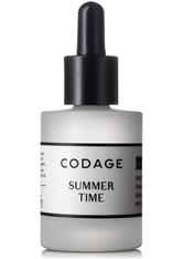 CODAGE - CODAGE Summer Time Protecting & Activating Gesichtsserum  30 ml - SERUM