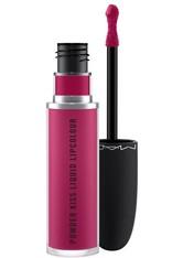Mac M·A·C Powder Kiss Collection Powder Kiss Liquid Lipcolour 5 ml Make It Fashun!