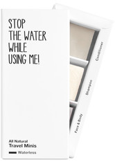 STOP THE WATER WHILE USING ME! Sets All Natural Waterless Travel Set Reiseset 1.0 pieces