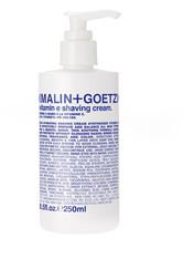 Malin+Goetz Produkte Vitamin E Shaving Cream Rasiercreme 250.0 ml