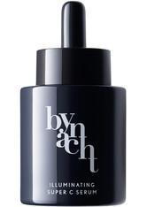 BYNACHT Nachtpflege Gesichtspflege Illuminating Super C Serum 30 ml