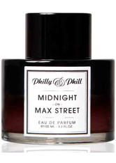 Philly & Phill Unisexdüfte Midnight on Max Street Eau de Parfum Spray 100 ml