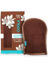 Coola Produkte Sunless Tan 2-in-1 Applicator/Exfoliator Selbstbräunungshandschuhe 1.0 st